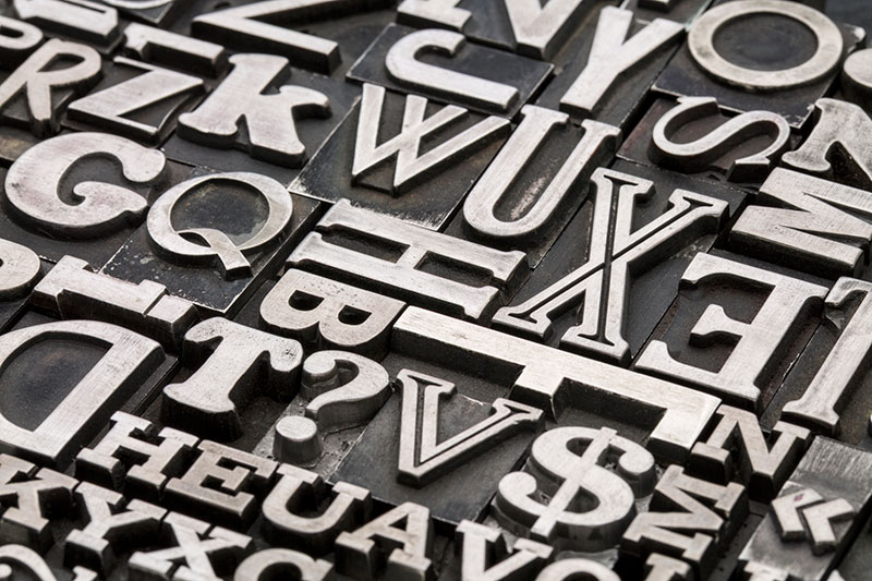The Best Fonts To Use In Your Advertisements